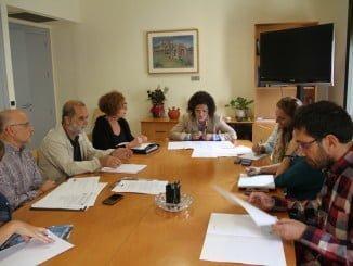 Última reunión de la Mesa de los Refugiados