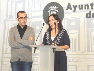La concejala de Políticas Sociales e Igualdad del Ayuntamiento, Alicia Narciso
