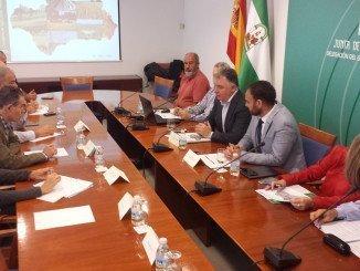 Romero y Pascual Hernández se han reunido con las organizaciones agrarias para conocer sus propuestas