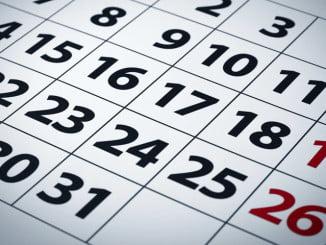 Andalucía, Aragón, Asturias, Castilla y León, Murcia y Melilla tendrán festivo el 2 de enero
