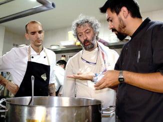 Unir los pueblos a través de la gastronomía es el germen del Encuentro Iberoamericano de Cocina