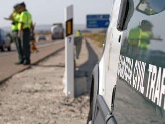 Se vigilará de manera especial el exceso de velocidad, los adelantamientos indebidos y el uso del móvil