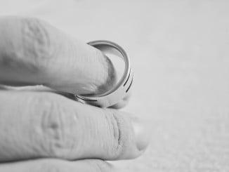 Se produjeron un total de 96.562 divorcios