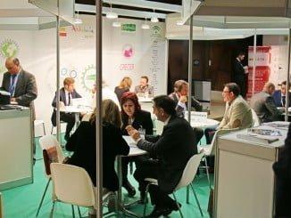 Imagen retrospectiva de la pasada edición de IMEX-Andalucía, celebrada en Málaga