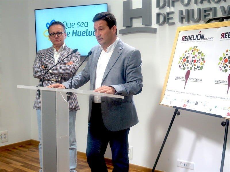 El amplio programa de las Jornadas ha sido presentado en la Diputación