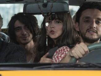 """Escena de la película """"Malcriados"""""""