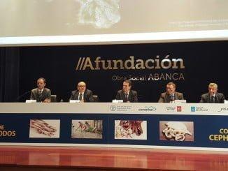 El ministro del ramo inaugura el Congreso Mundial del Cefalópodo