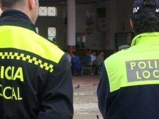 La Policía Local ha remitido diligencias a la Guardia Civil por si hubiera alguna denuncia de robo