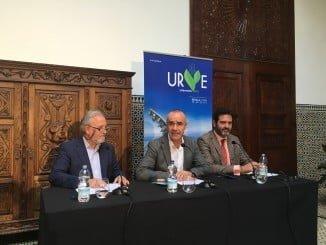 Rueda de prensa para presentar URVE 2016