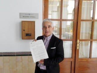 El portavoz de Ciudadanos en la Comisión de Turismo, José Antonio Funes