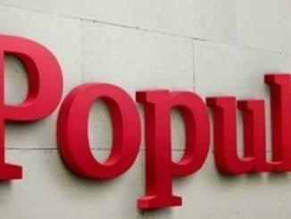 Acuerdo en el ajuste de plantilla del Banco Popular.