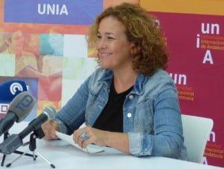 Yolanda Pelayo deja la dirección de la sede de La Rábida de UNIA para volver a la Universidad.