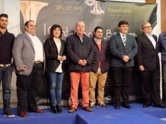 Presentación del certamen de Bandas de Música Procesional Ciudad de Huelva