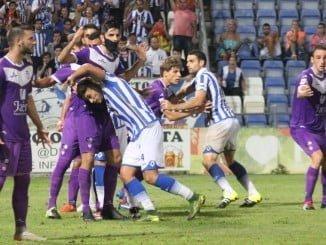 Partido con muchas ocasiones de gol pero por ambas partes, que sólo cristalizar el Mérida.