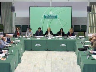 La Mesa de interlocución agraria se ha reunido hoy con la consejera