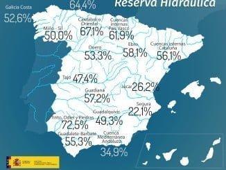 mapa reserva hidráulica