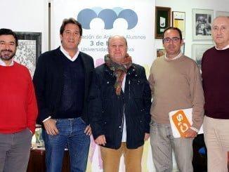 Ciudadanos se entrevista con representantes de la Asociación 3-M