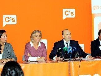 Ciudadanos propone armonizar aún más el tramo de IRPF