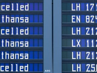 La huelga de pilotos de Lufthansa afectara en España a una veintena de vueldos