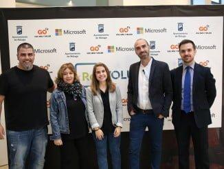 Obi Barceló, Gestor de cuentas de educación no universitaria de Microsoft España, que ha participado en una sesión de ReEvolution Tour