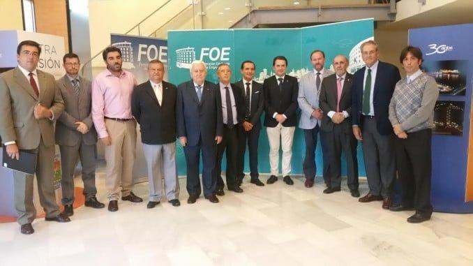 Las medidas propuestas por Asian han sido presentadas en la sede de la FOE