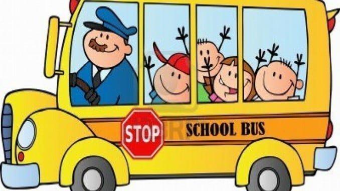 Comienza una campaña de la DGT para que los escolares utilicen el cinturón en el autobús escolar