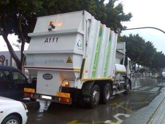 En 2014 se recogieron 459,1 kilos de residuos urbanos por habitante, un 4,5% menos que en el año anterior