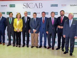 Con la presencia del presidente de Caja Rural del Sur principal patrocinador del salón, se inauguró la noche del miércoles el SICAB 16.
