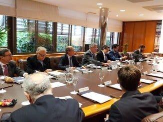 Consejo de Navegación del Puerto de Huelva celebrado hoy
