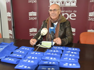 Bibiano Oria, delegado de Medio Ambiente en el Ayuntamiento de Lepe hace balance de la campaña ReciclaPlus