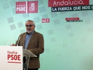 El parlamentario andaluz Diego Ferrera