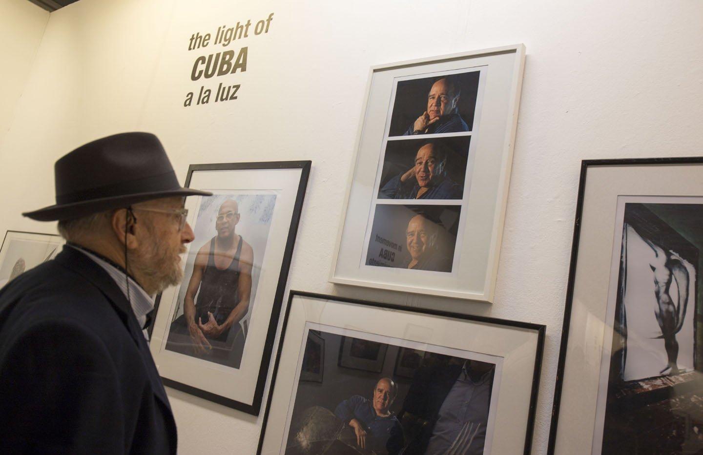 La exposición puede visitarse en la Casa Colón hasta el 20 de noviembre