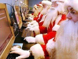 En Navidad se incrementan los puestos de trabajo