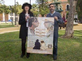 Ana Rodríguez Rosell y Gabriel Tineo han presentado en rueda de prensa 'Falling'