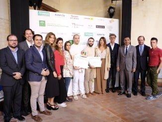 Ganadores y miembros del jurado del XII Certamen Andaluz de Diseñadores Noveles