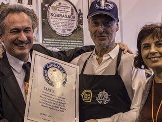 """El certificado ha sido entregado al propietario de """"Dehesa Maladúa"""", Eduardo Donato"""