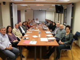 Primer reunión de la Comisión para mejorar las listas de espera en Andalucía