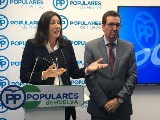 Los populares piden a la Junta y Diputación que aceleren en los pagos de los materiales del Profea