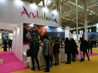 Huelva ha estado presente en el stand de Andalucía en Intur 2016