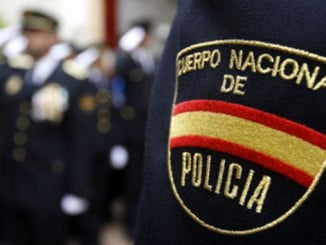 La Policía Nacional preparó un dispositivo para atrapar a un delincuente peligroso
