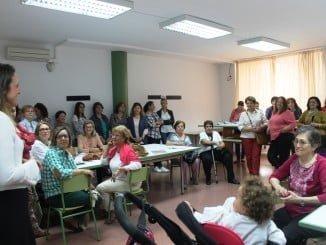 Los talleres se desarrollarán en un total 53 centros y asociaciones