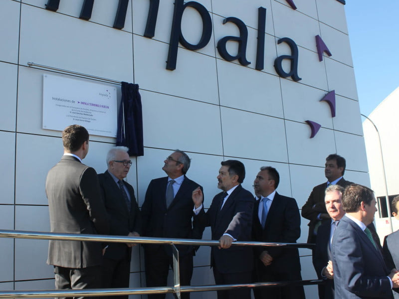 El centro se dedicará al almacenamiento y mezclado de concentrados de mineral para Europa Occidental