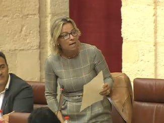 La diputada de C´s, Isabel Albás, urge a la Junta a agilizar los trámites tan pronto como sea posible