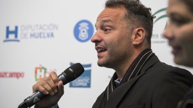 El director de la cinta, Jonal Coscolluela