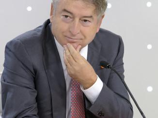 El onubense José Antonio Sánchez, presidente de RTVE, recogerá en persona el premio el próximo jueves en el Gran Teatro de Huelva