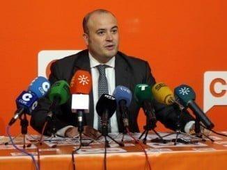 Julio Díaz se congratula de que el SAS haya hecho caso a la propuesta de Ciudadanos