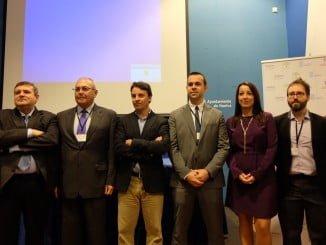 El edificio Puerta del Atlántico ha acogido el 'Encuentro de Empleo y Compromiso Social'