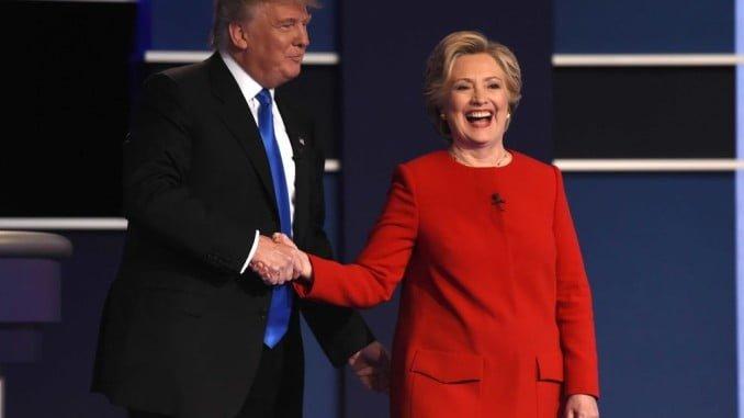 Los mercados están ya preocupados si Trump gana a Clinton en las Presidenciales de Estados Unidos.