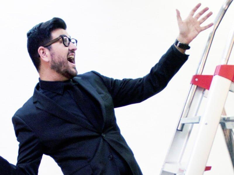 Manu Sánchez traerá durante tres días a Huelva su nuevo espectáculo 'El último santo'