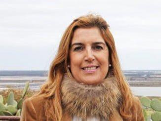Manuela Serrano, portavoz de la Comisión de Fomento y Vivienda en el Parlamento andaluz